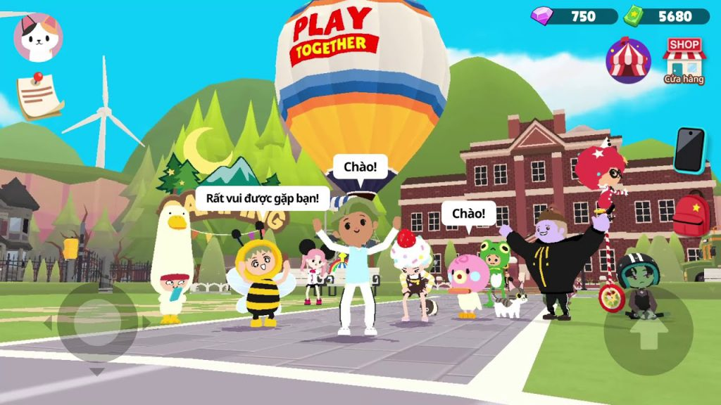 Cách tải Play Together, game Play Together, Dowload Play Together, tải Play Together