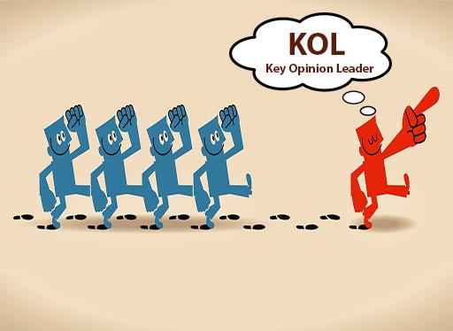 KOL là gì , Cách kiếm tiền online, cách kiếm tiền từ KOL